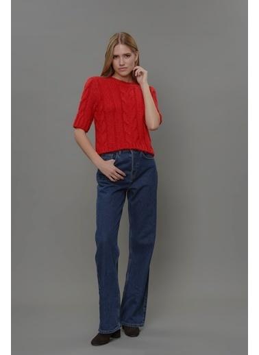 Faraway Fay Sweater Kırmızı